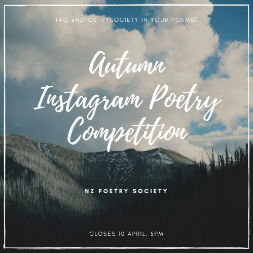Competitions & Submissions | New Zealand Poetry Society